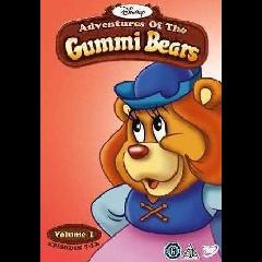 Photo of Disney 's Adventures of the Gummi Bears Vol 1 Disc 2