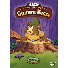 Photo of Disney's Adventures of the Gummi Bears Vol 2 Disc 6