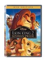 Disney Lion King 2 Simbas Pride