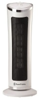 russell hobbs tower fan heater heater
