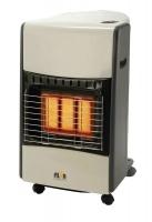 Alva 3 Panel Infrared Radiant Indoor Heater White