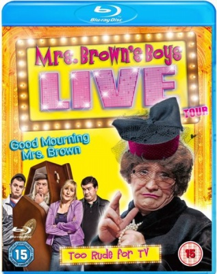 Mrs Browns Boys Good Mourning Mrs Brown Live Tour