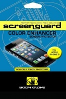 body glove color enhancing screenguard for iphone 5 and 5s