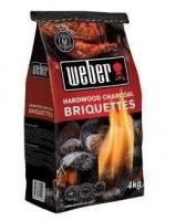 weber briquettes 4kg braai accessory