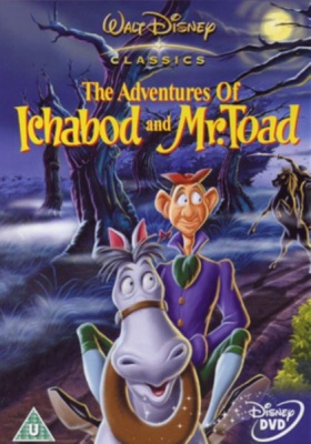Photo of Disney Adventures of Ichabod and Mr. Toad