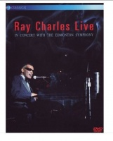 Ray Charles Live in Concert With the Edmonton Symphony