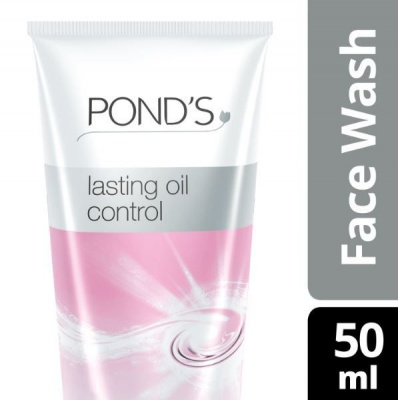 PONDS Lasting Oil Control Face Wash 50ml
