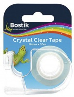 bostik crystal clear tape dispenser office machine