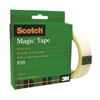 3m scotch magic tape 24mm x 50m art supply