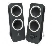 logitech z200 speakers black