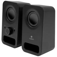 logitech z150 speakers black