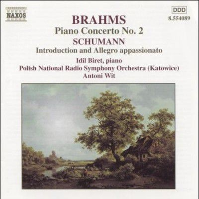 Photo of Idil Biret - Brahms: Piano Concerto No 2