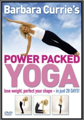 Barbara Currie Power Packed Yoga