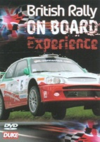 British Rally On Board Experience