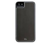 casemate faux aluminum case for iphone 5 silver