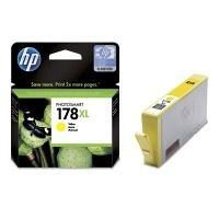 HP 178XL Yellow Ink Cartridge with Vivera Ink