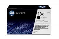 HP 13X High Yield Black LaserJet Toner Cartridge