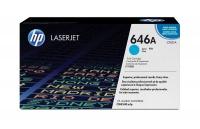 HP 646A Cyan LaserJet Toner Cartridge
