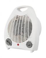 Elektra Classic Fan Heater White