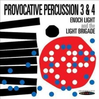 enoch light provocative percussion 3 and 4 cd