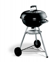 Weber Compact Charcoal Kettle Grill 47cm