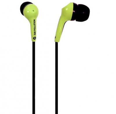 Photo of iFrogz Bolt Earbuds - Green