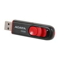 ADATA C008 32GB USB 20 Flash Drive BlackRed