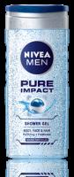 NIVEA Men Pure Impact Shower Gel 250ml