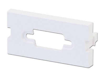 Lindy Snap In Face Plate For VGA