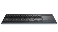 logitech k830 illuminated living room keyboard