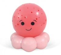 cloud b twinkles to go octopus pink decor