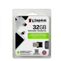 kingston usb 30 hi speed datatraveler micro black 32gb