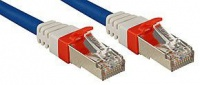 lindy 10g cat6a blue network cable 3m