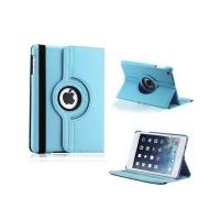 ipad air rotatable case blue