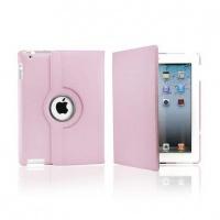 ipad air rotatable case light pink