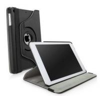 ipad mini rotatable case black