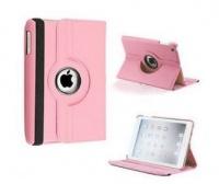 ipad mini rotatable case light pink