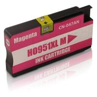 Compatible HP No 951XL CN047AE Inkjet Cartridge Magenta