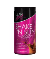 pro nutrition lean girl 500g meal replacement chocolate meal replacement