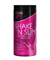 pro nutrition lean girl 500g meal replacement strawberry meal replacement