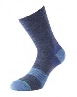 1000 mile mens approach sock size uk6 85 navy underwear sleepwear