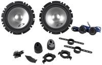 alpina sxe 1750s 6 280w split speaker system alloy wheel