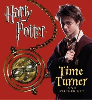 Harry Potter Time Turner and Sticker Kit With Sticker Book
