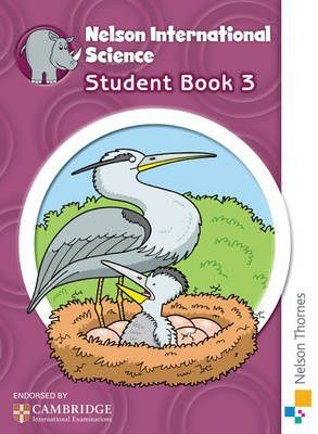 Nelson International Science Student Book 3
