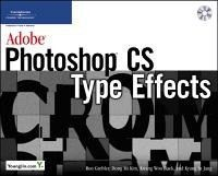 adobe photoshop cs type effects programming