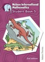 Nelson International Mathematics 2nd Edition Student Book 3