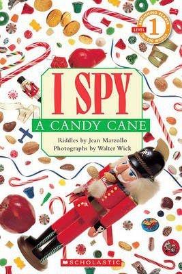 I Spy a Candy Cane