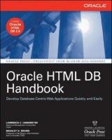oracle html db handbook programming