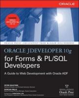 oracle jdeveloper 10g for forms and plsql developers a programming