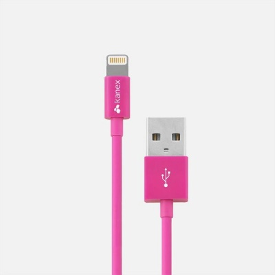 Photo of Kanex 1.2m Lightning Cables - Pink